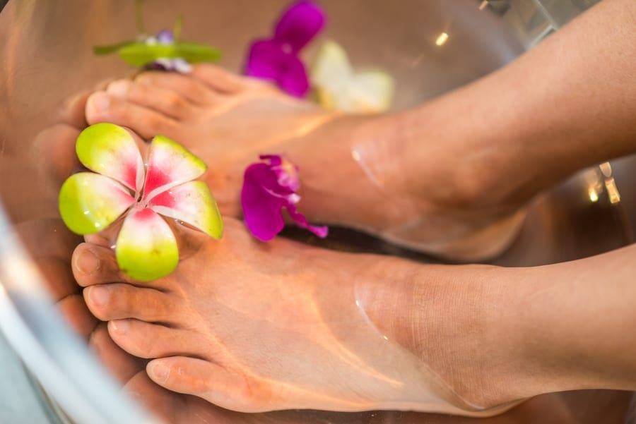 affordable massages in Hong Kong feet