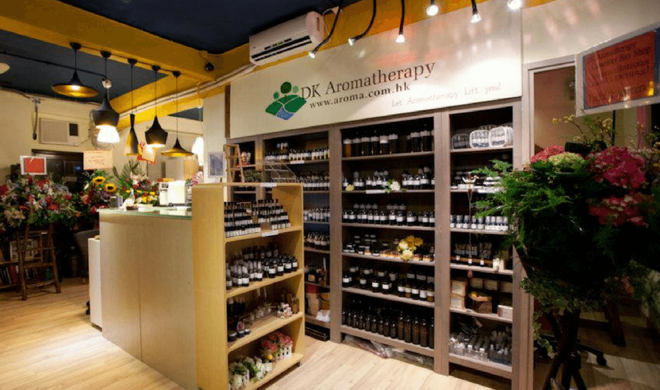 buy essential oils in Hong Kong dk aromatherapy