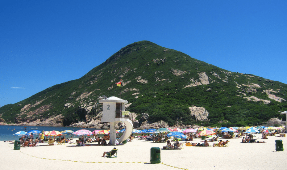 Beat the heat: make the most of the city's coastline by exploring the best beaches in Hong Kong