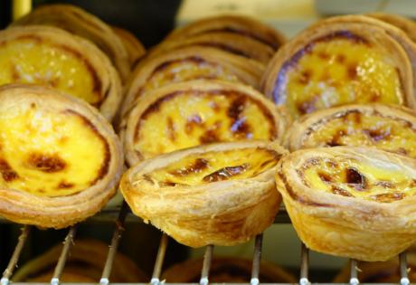 best egg tarts in hong kong