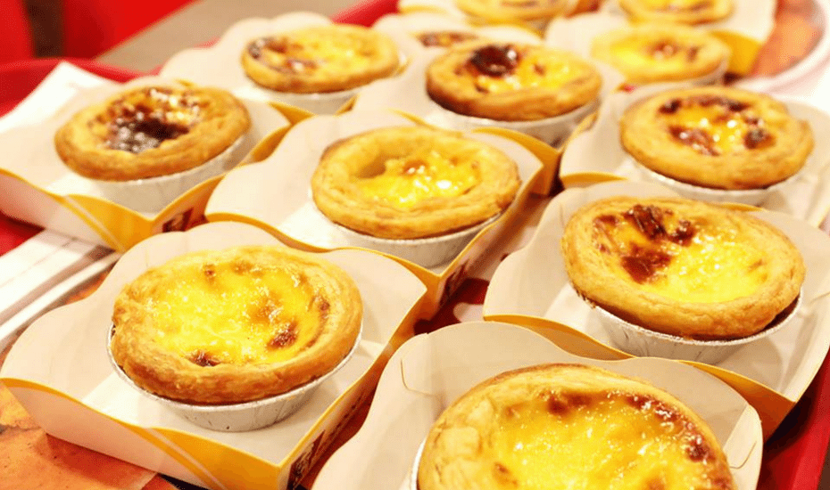 best egg tarts in hong kong kfc