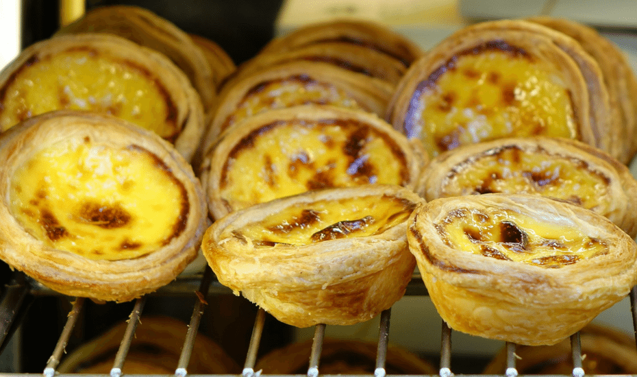 Satisfy your cravings and eat the best egg tarts in Hong Kong from our fave bakeries