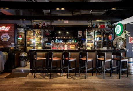 best sports bars in Hong Kong Forbes thirty six bar interior