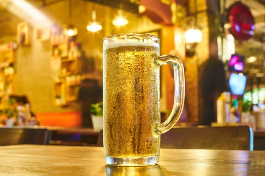 best sports bars in Hong Kong the white stag beer