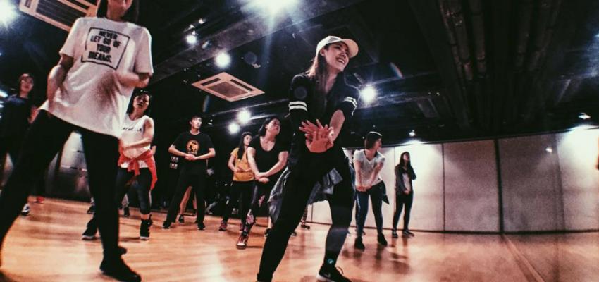dance classes in Hong Kong Infinity Dance Studio