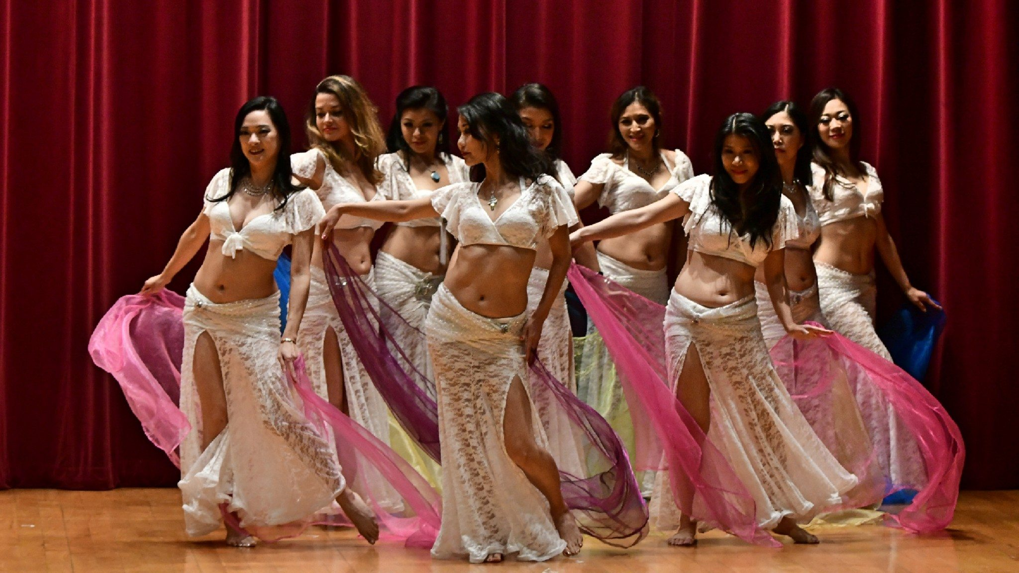 dance classes in Hong Kong Oasis Dance Centre belly dance
