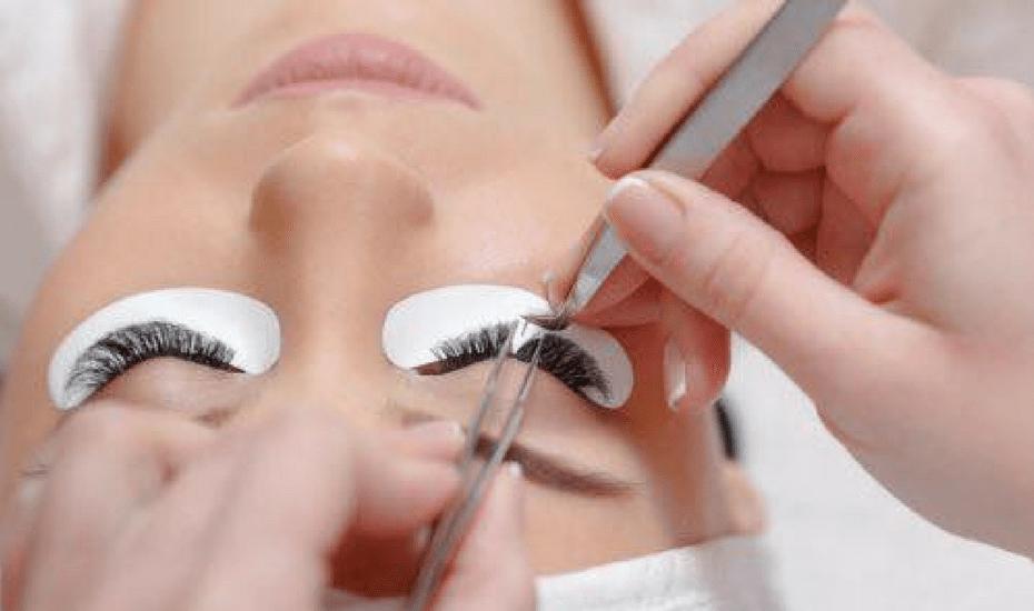 eyelash extensions in Hong Kong bright lash