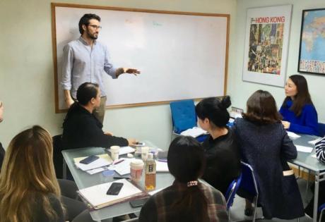 learn Cantonese in Hong Kong Q Language