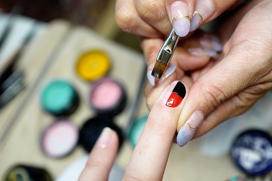 nail cabin causeway bay nail salon manicure