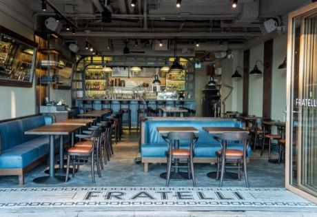 new restaurants in Hong Kong Fratelli