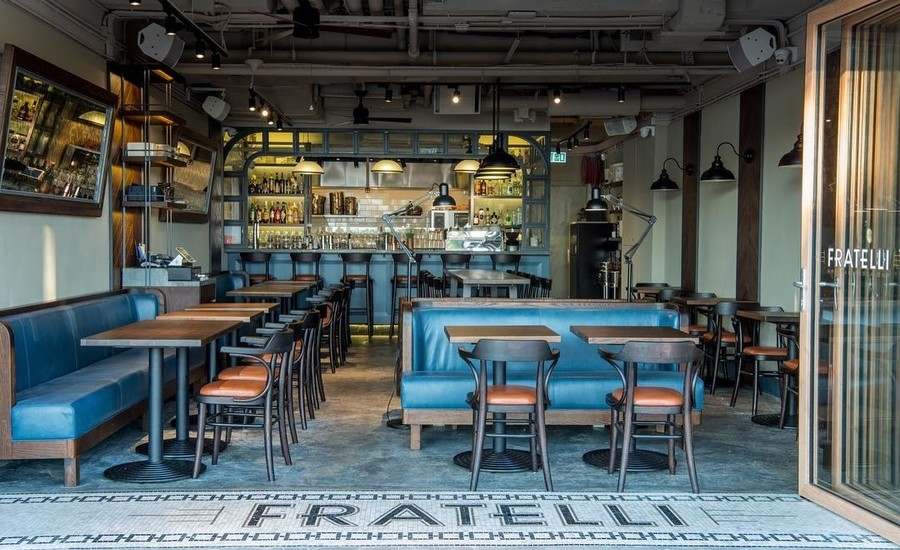new restaurants in Hong Kong Fratelli