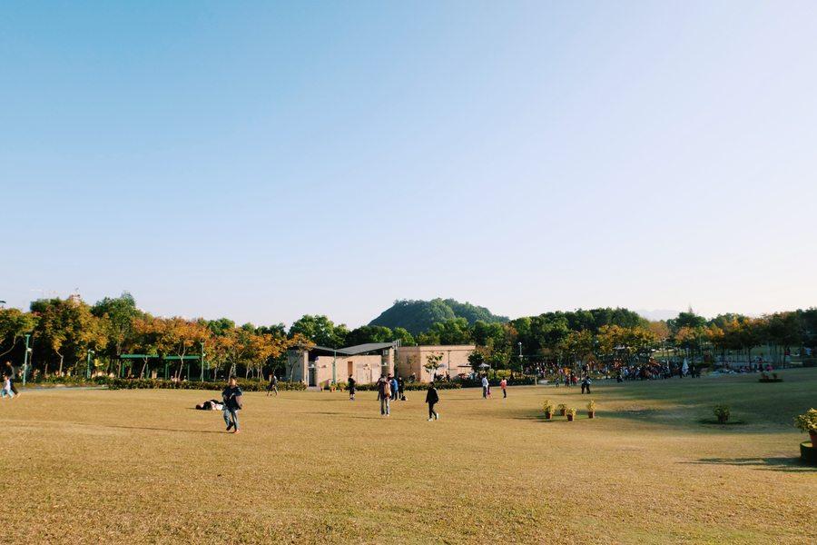 picnic spots in Hong Kong Jordan Valley Park