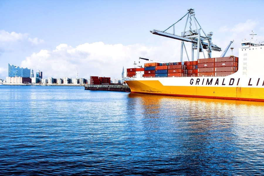 reduce energy consumption cargo ship