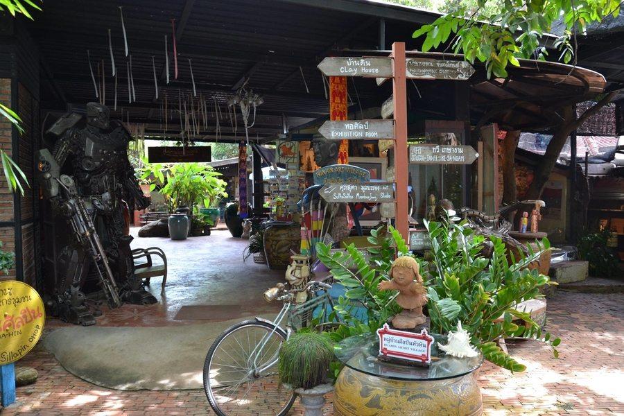 Baan Sillipan Artist Village exterior