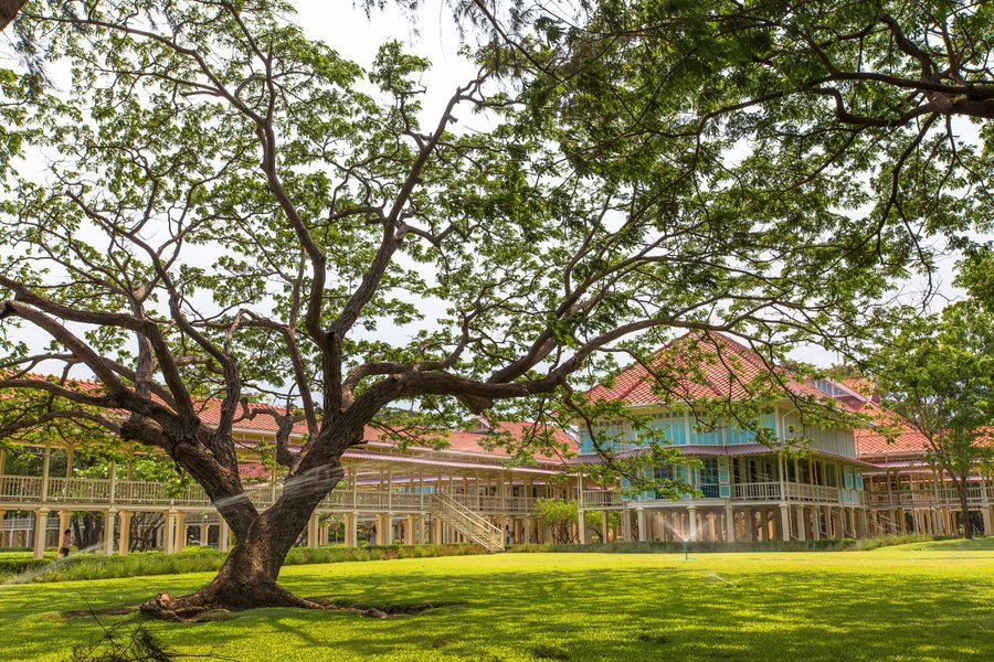 things to do in Hua Hin Mrigadayavan palace