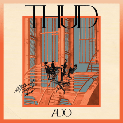 thud ado new single release 2018 artwork