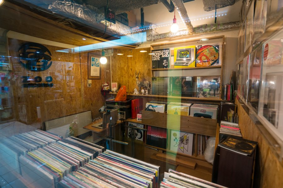 Vinyl stores in Hong Kong to keep your record spinning