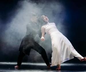3rd Hong Kong International Choreography Festival Jasper Narvaez & Chen Mei