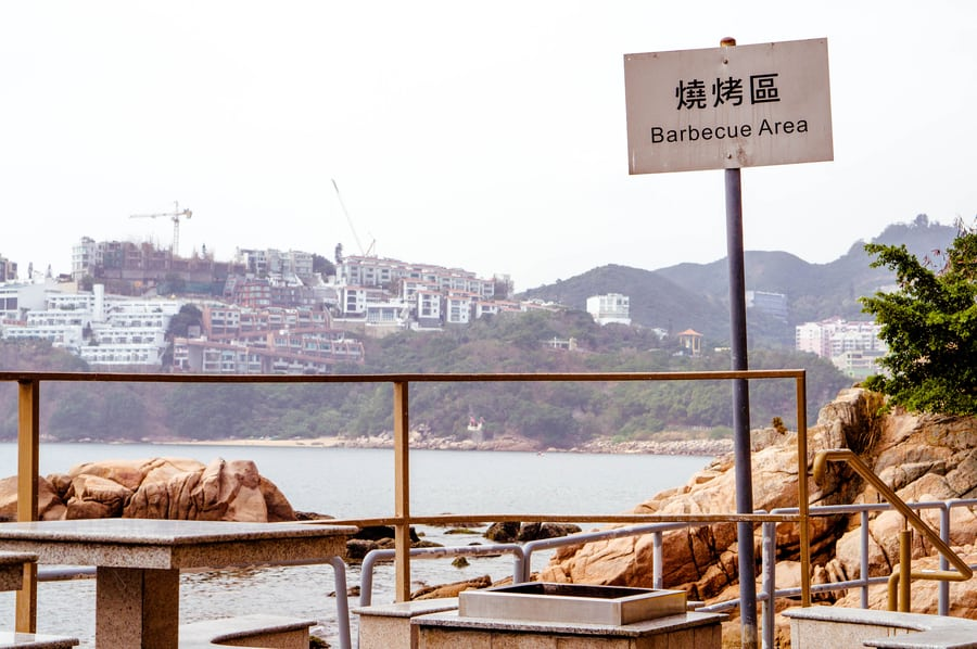 barbecue pits in hong kong