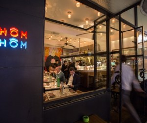CHÔM CHÔM TURNS FIVE Tuesday night in July dice game happy hours