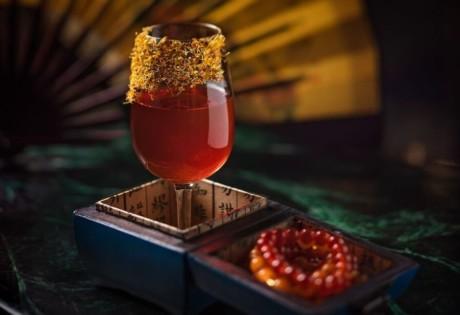 Frank's Library gummibar drinks bar Hong Kong Central