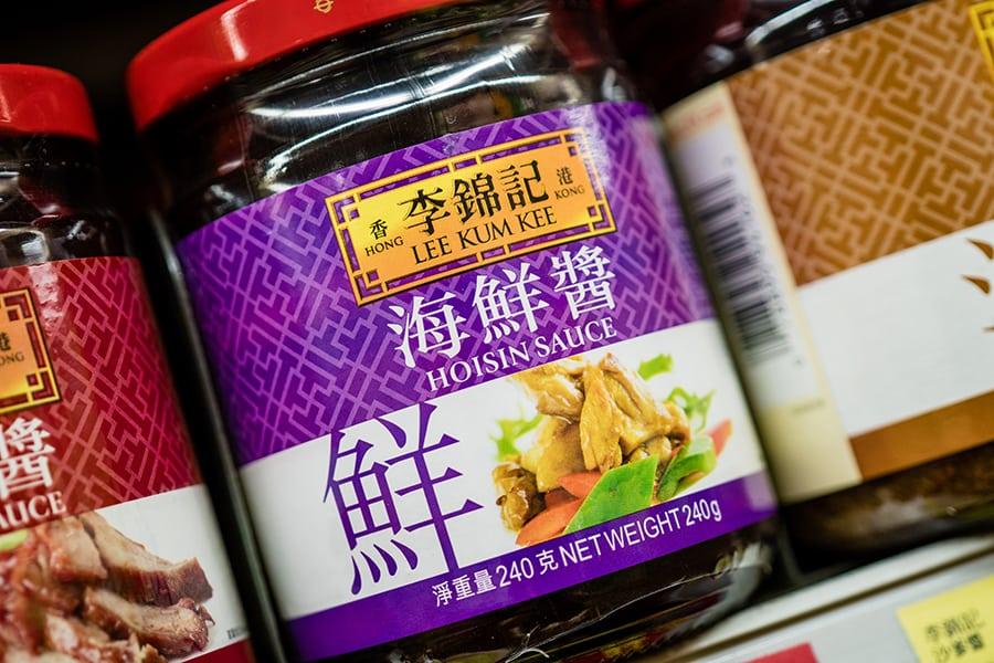 Hoisin Sauce famous sauces in Hong Kong
