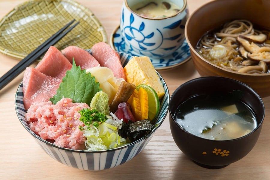 Japanese restaurants in Hong kong Uogashi Sushi