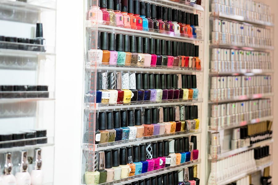 Nail Care 2 nail polishes