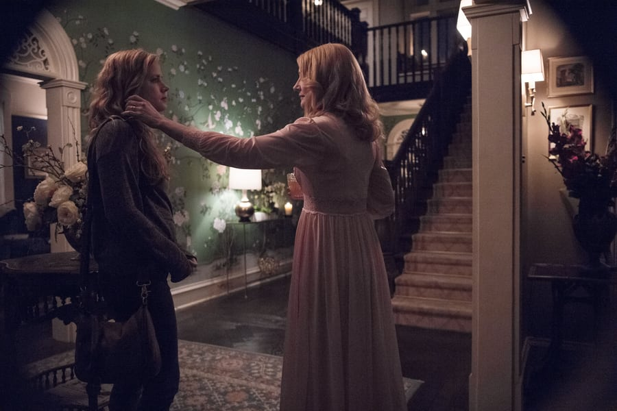 Review of Sharp Objects the TV show: This HBO drama means business
