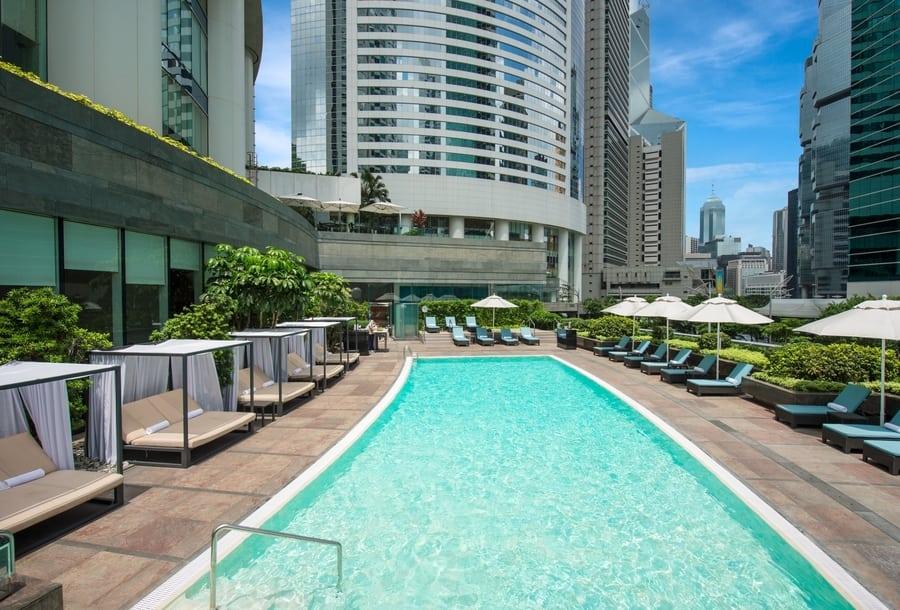 Conrad Hong Kong staycation in Hong Kong