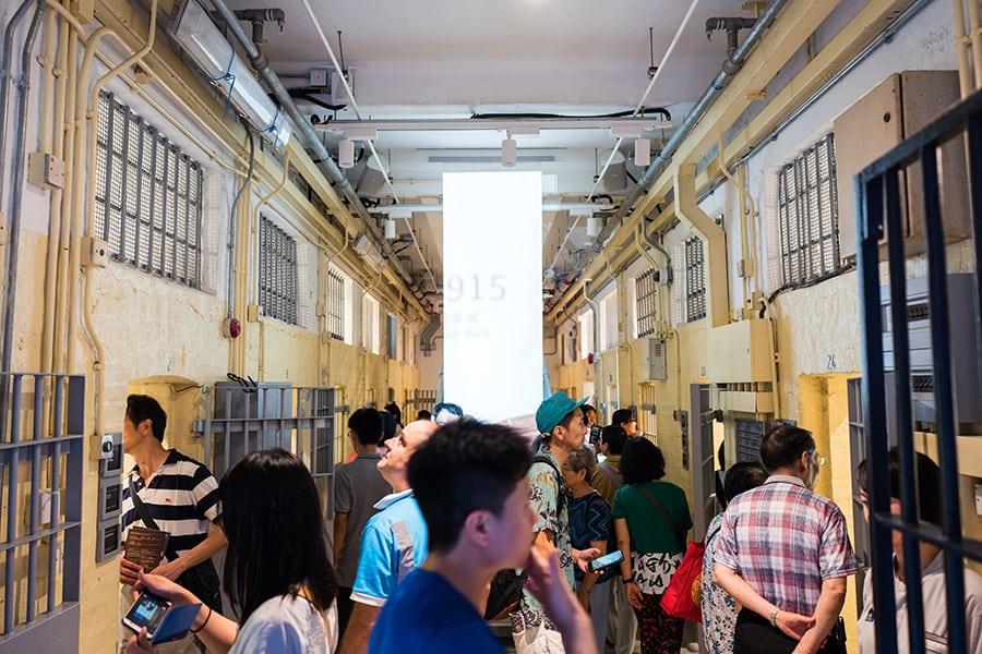 Tai Kwun Central Hong Kong art culture shopping restaurants history