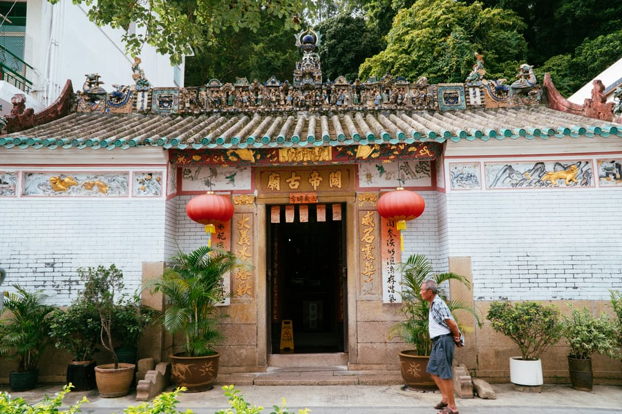 History time! Learn more about the Gods behind these Chinese temples in Hong Kong