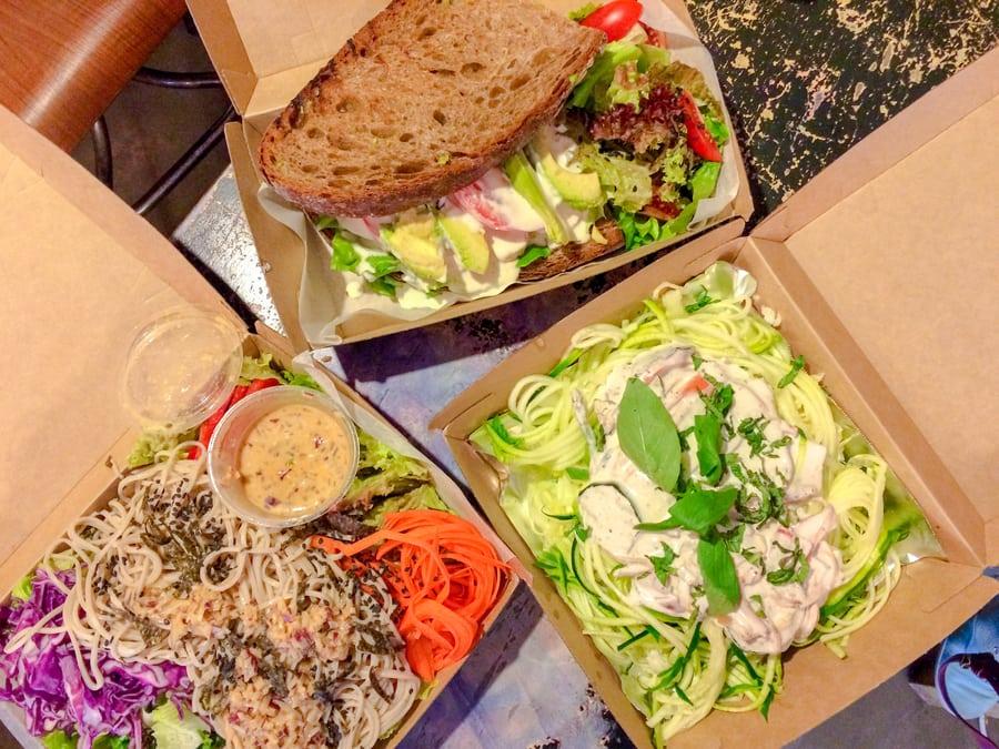 The Blissful Carrot vegan vegetarian restaurants in Macau