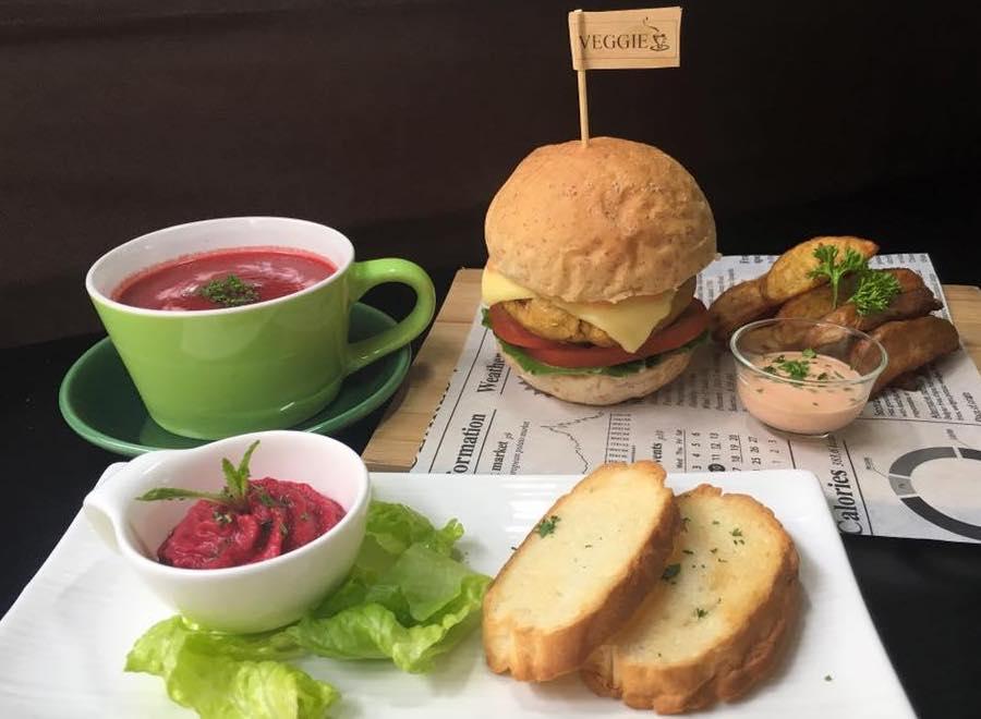 Veggie Macau vegan vegetarian restaurants in Macau