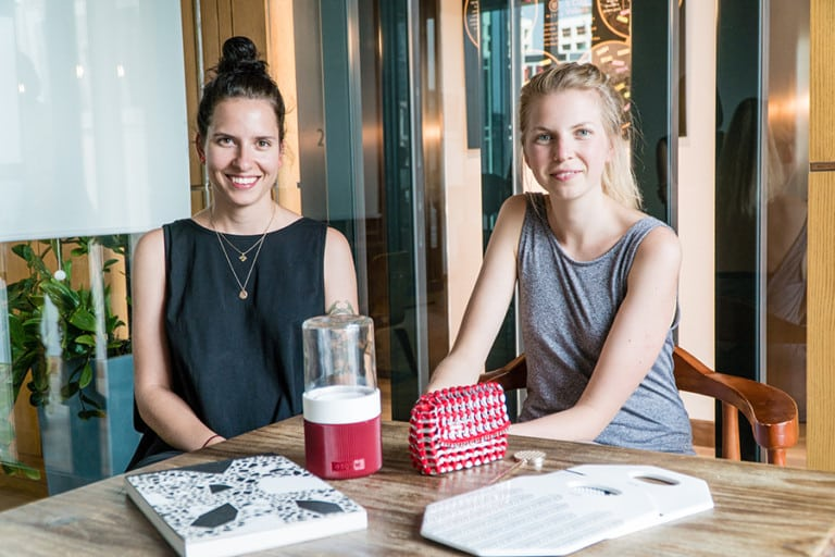 We chat with the awesome founders of online platform Womb about being conscious consumers