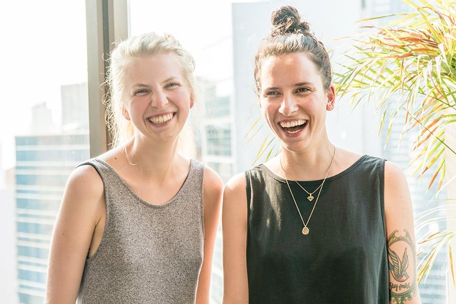 Womb Hong Kong Kasia Galak and Maria Grzywac