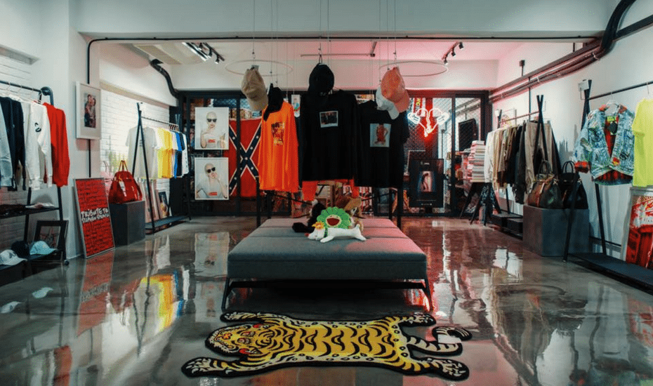 indie fashion in hong kong good vibes only store