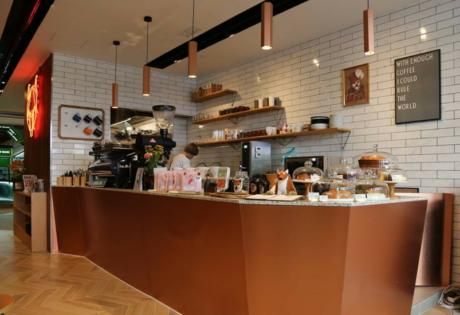 new cafes in hong kong black sugar coffee tsim sha tsui east