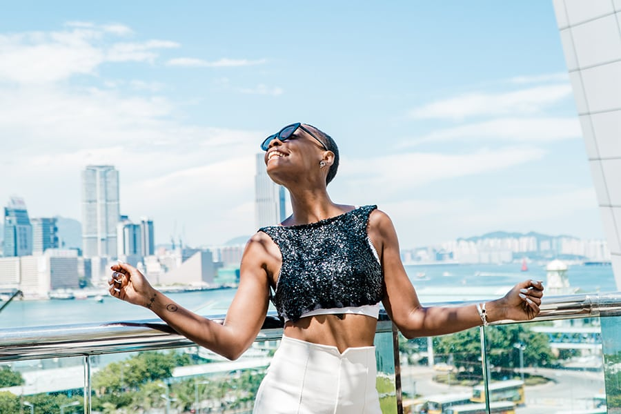 Hailing from Saint Croix, Reanne Moe chats about her life as a dancer and a DJ in Hong Kong