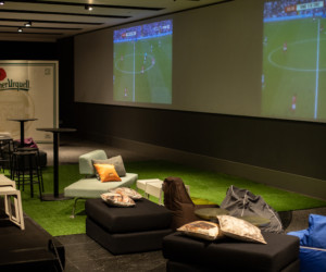 watch FIFA at Ovolo Southside gig space