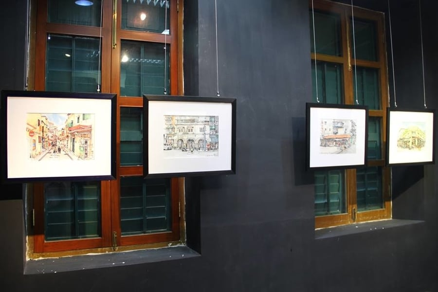 10 Fantasia art galleries in Macau design spots in Macau