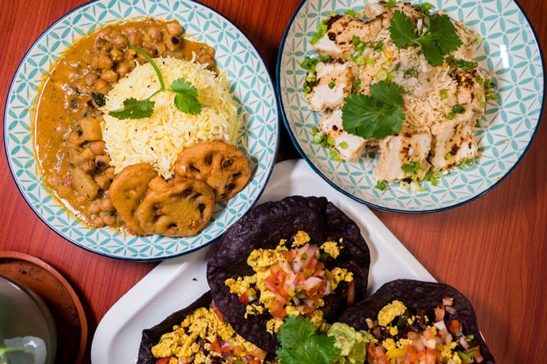 Confusion Plant Based Kitchen is all about vegan comfort food (and totally scrumptious tacos!)