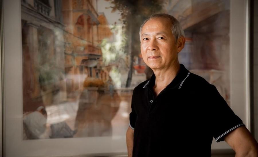 New works by Lio-Man-Cheong Macau