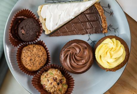 Sweet Secrets vegan cakes plant based