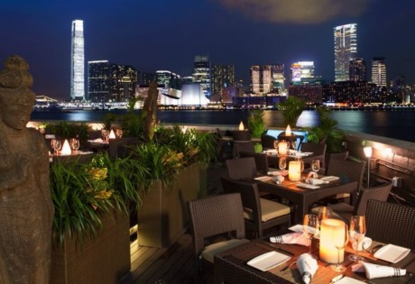 Tamarind-restaurant-stand-up comedy in Hong Kong live comedy shows