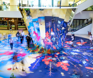 The Place at Pacific Place art exhibitions in Hong Kong