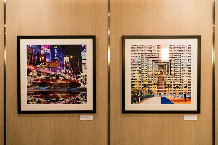 Tommy Fung Hong Kong photographer Flying Taxi Hotel Jen Affordable Art Fair pictures
