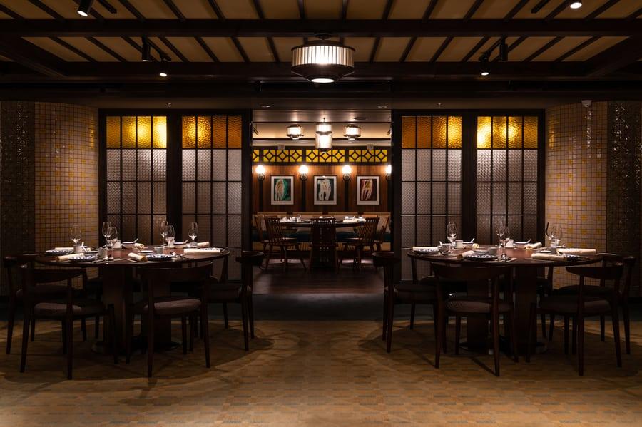 Yat Tung Heen restaurant