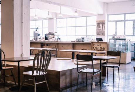 restaurants in industrial buildings hong kong HOW interior