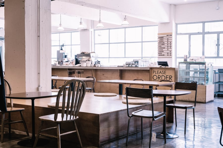 restaurants in industrial buildings hong kong HOW interior